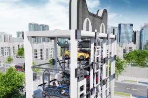 Ford и Alibaba запустили в эксплуатацию автомат, торгующий автомобилями