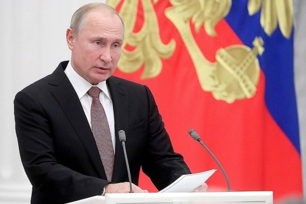 Владимир Путин подписал закон, который сравнивали с ядерным оружием