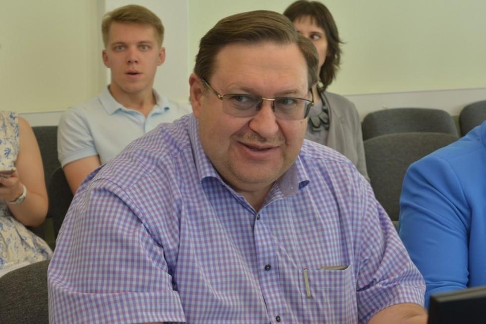 Владимир Путин присвоил почетное звание саратовскому депутату