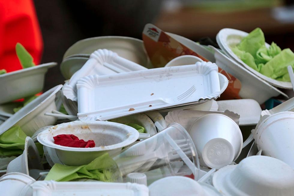 Федеральный министр рассказал, смогут ли россияне отказаться от пластиковой посуды