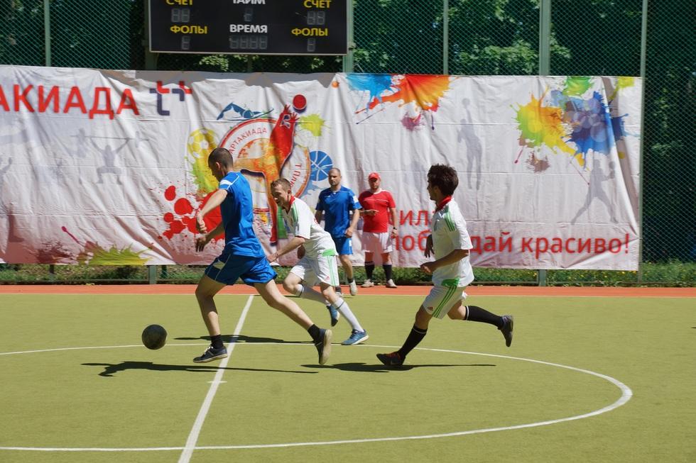 Саратовский филиал «Т Плюс» определил самых спортивных сотрудников