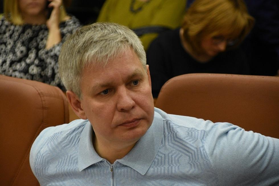 В облдуме предложили уговорить депутата Андрея Беликова, подозреваемого в мошенничестве, отказаться от мандата