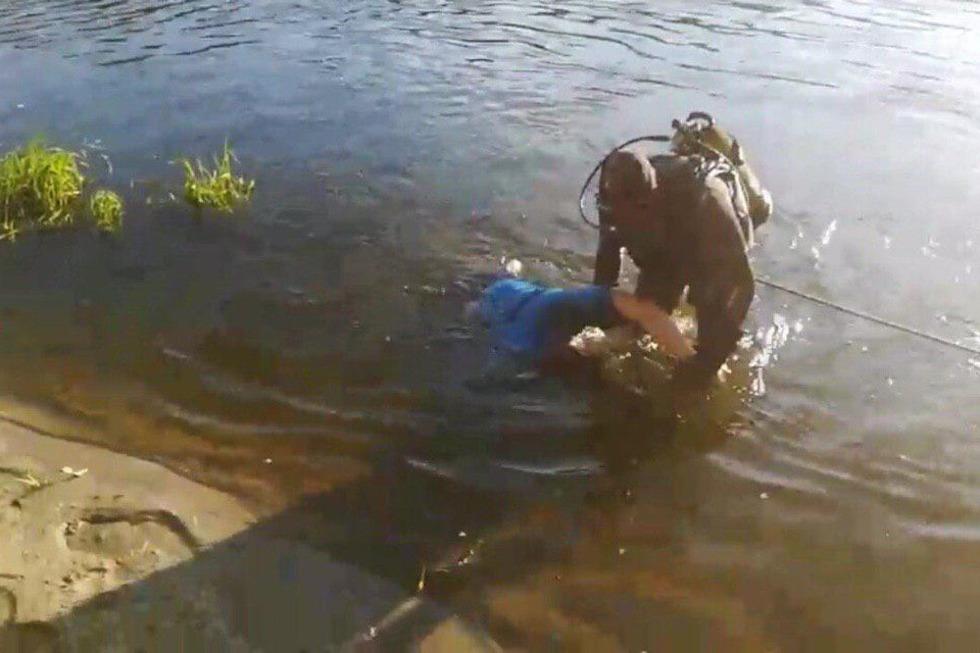 В Хопре на 4-метровой глубине нашли тело мужчины