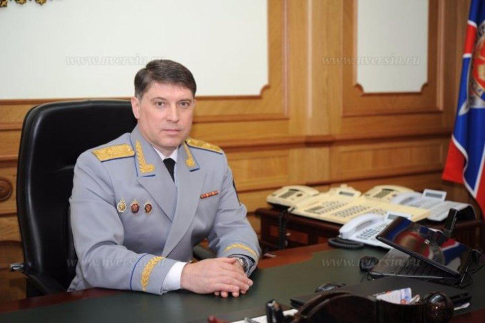 СМИ: начальник саратовского управления ФСБ может переехать в Челябинскую область