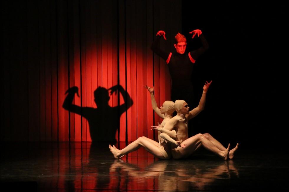 На Собиновском фестивале «Балет Москва» показал постановку об Эросе и Минотавре