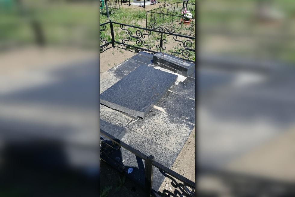 «Закладки» на кладбищах: сельчане жалуются, что разозленные наркоманы ломают памятники
