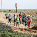Пенсионер из Саратова стал самым пожилым участником экстремального марафона Elton Ultra в зоне полупустыни