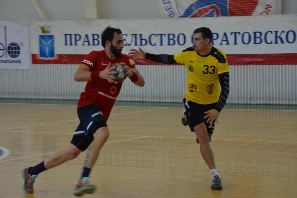 Гандболисты «СГАУ-Саратов» не выполнили задачу на сезон, заняв восьмое место в Суперлиге