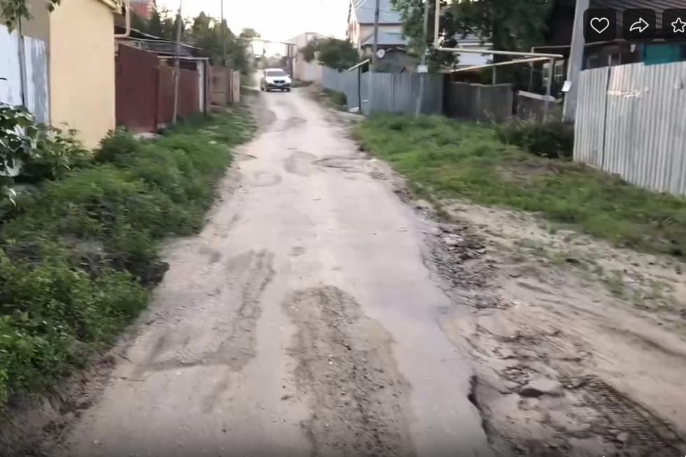В мэрии отказываются ремонтировать дороги в Завокзальном поселке, так как они «ничьи»