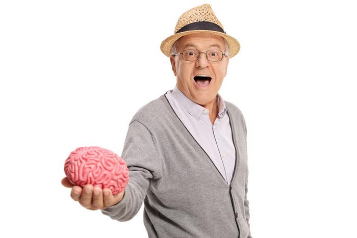 С возрастом память начинает работать иначе
