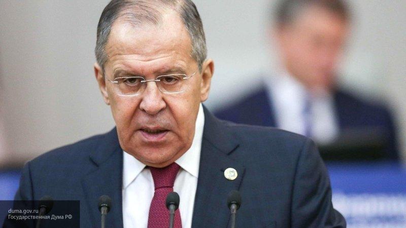 Лавров рассказал о существенных разногласиях по мирному договору с Японией