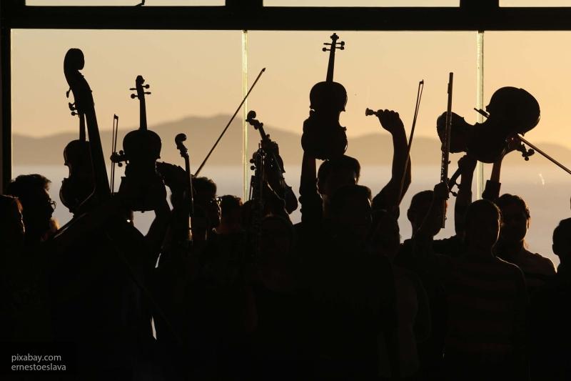 """""""Танцы с оркестром"""" пройдут в Санкт-Петербурге"""