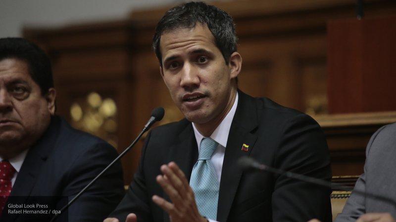 Гуаидо попросил встретиться с американскими военными представителя в США
