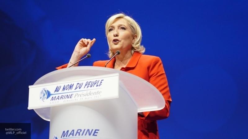 Марин Ле Пен приедет в Таллин на встречу правых европейских политиков
