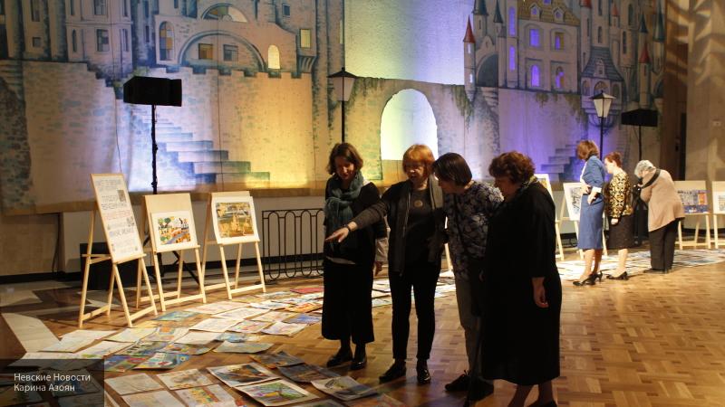 Беглов предложил школьникам изобразить будущее Санкт-Петербурга