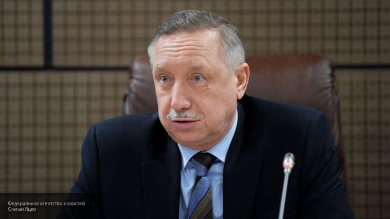 Беглов намерен вернуть Петербург к нормальной экономической политике