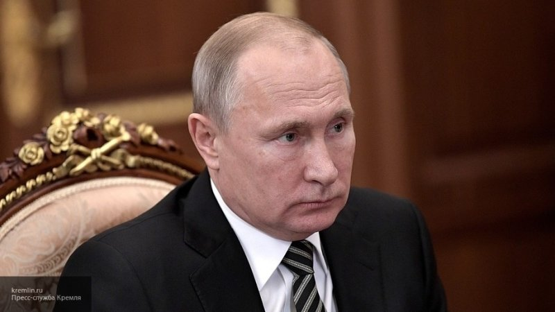 Путин счел наглостью ситуацию с детской площадкой в Рязани