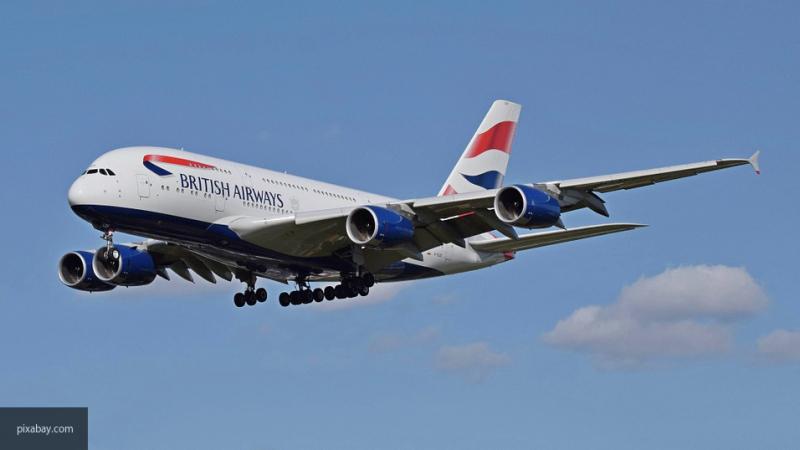 British Airways прекратит полеты из Лондона в Петербург и Киев