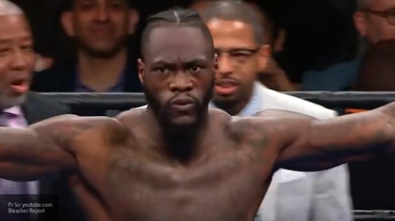 Уайлдер нокаутировал Бризилу и защитил титул WBC