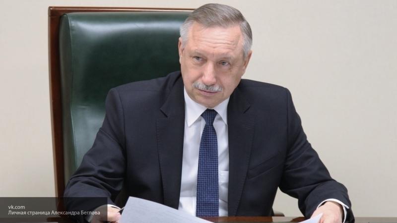 Беглов и члены правительства обсудили выполнение майских указов в Петербурге