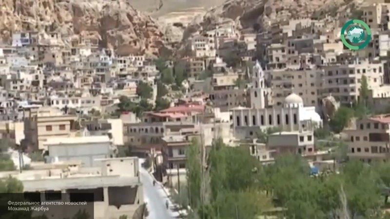Вашингтон поддержит идлибских террористов возможным ударом по Сирии