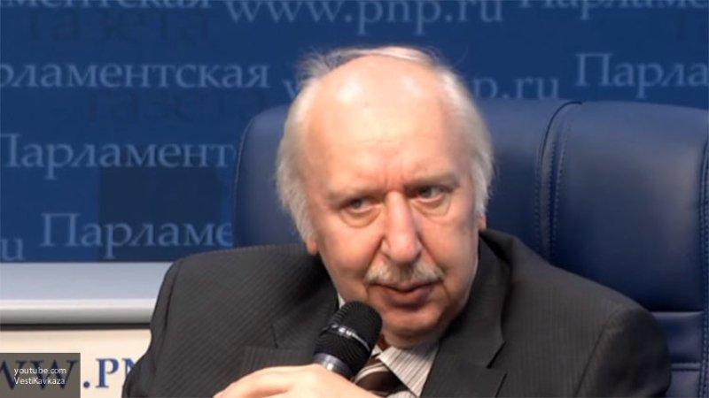 Политтехнолог Масленников прокомментировал признание Киевом зависимости от торговли с РФ