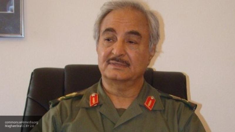 Хафтар заявил, что главной целью ЛНА является проведение выборов в Ливии