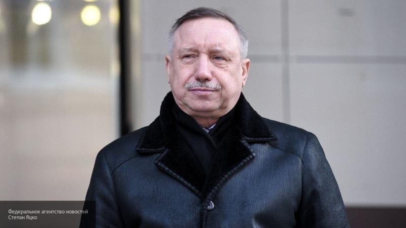 Беглов рассказал о смене социальной политики Петербурга