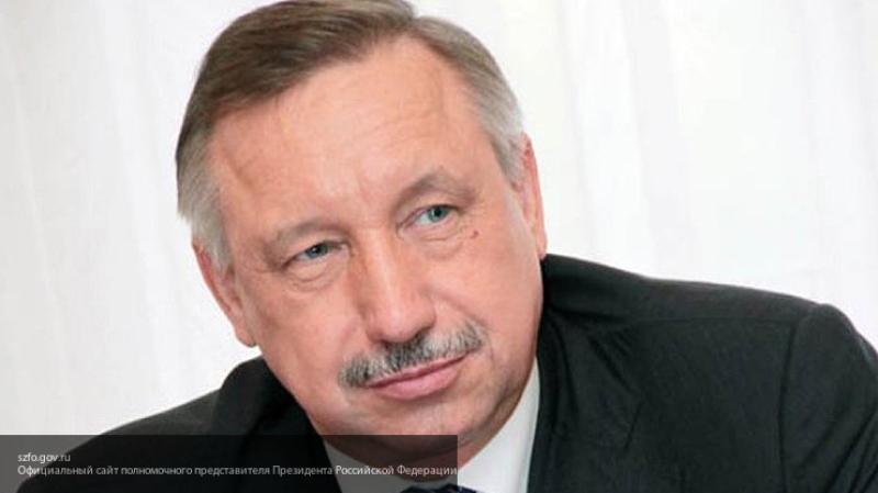 Беглов поручил принять меры для предотвращения аварий на теплосетях