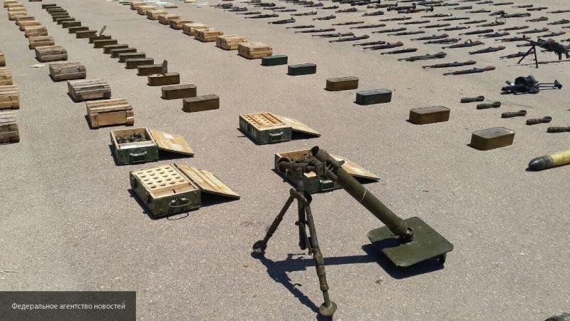 Эксперт обвинил Запад в бездействии в Сирии и поставках нового вооружения боевикам