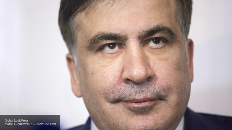 Михаил Саакашвили прибыл в Киев