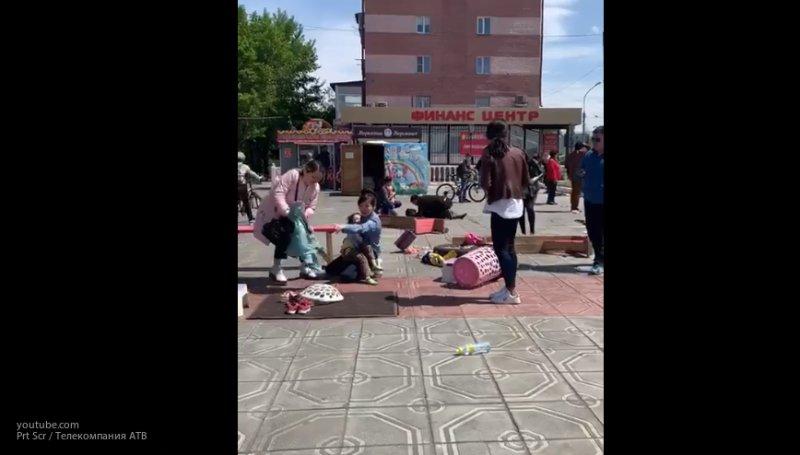 СК возбудил уголовное дело из-за ЧП с батутом в Улан-Удэ