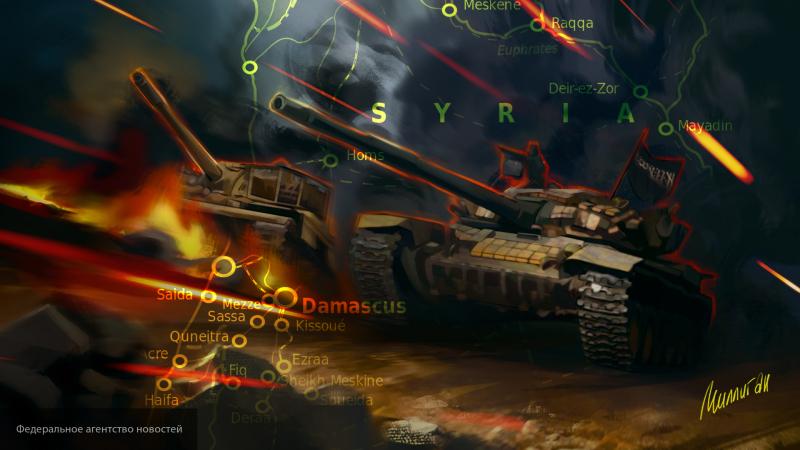 """Союзники """"Ан-Нусры"""" в Идлибе """"перегрызлись"""" из-за денег"""
