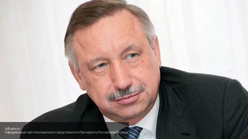 Петербург должен стать столицей подготовки кадров, считает Беглов