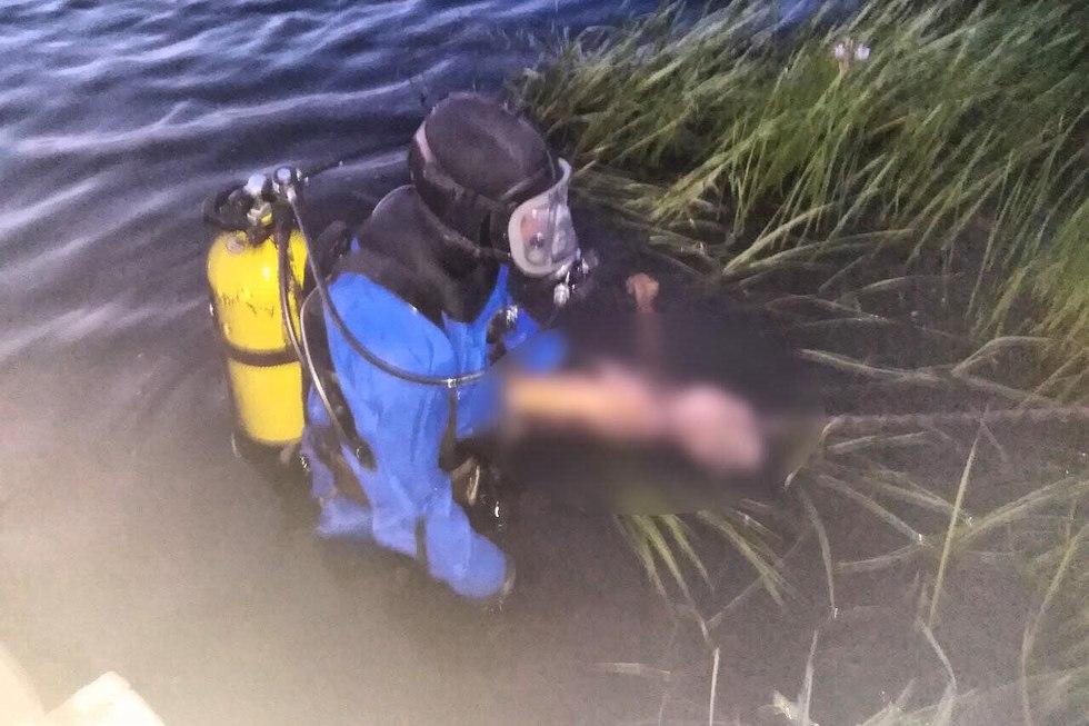 Мужчина прыгнул с моста в реку и утонул