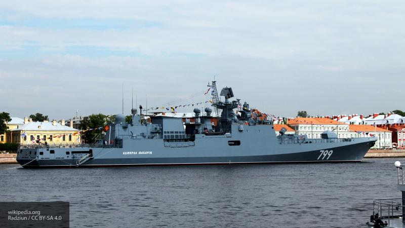 Найдена замена фрегатам, оставшимся без украинских силовых установок