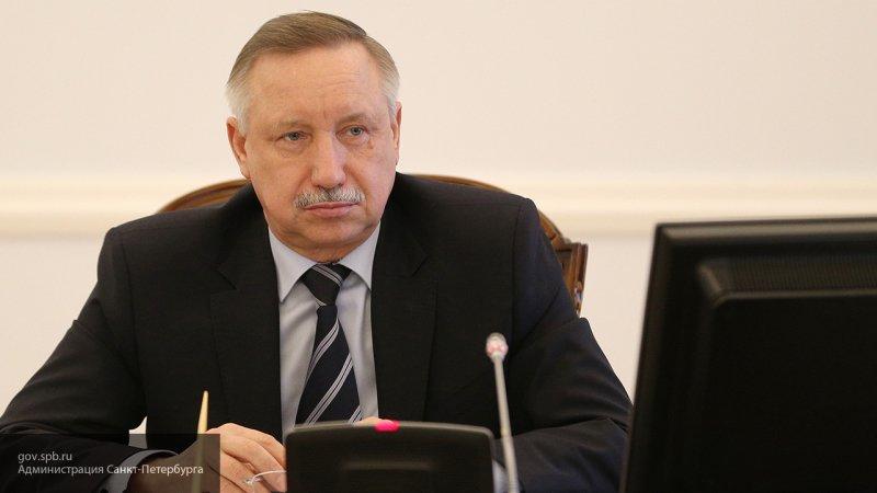 Беглов предложил увеличить расходы на транспортную сеть Петербурга
