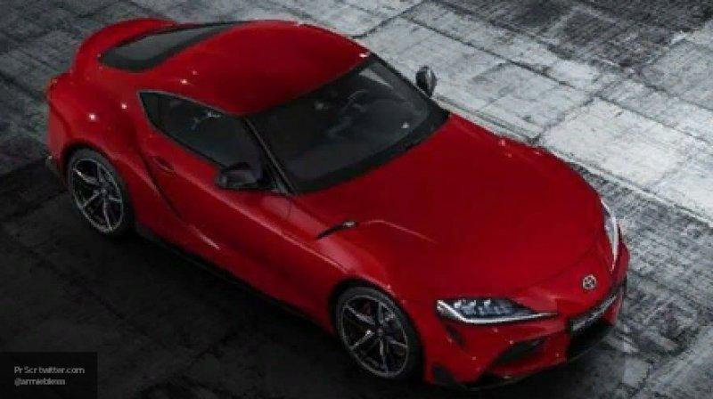Названы российские цены на новую Toyota Supra