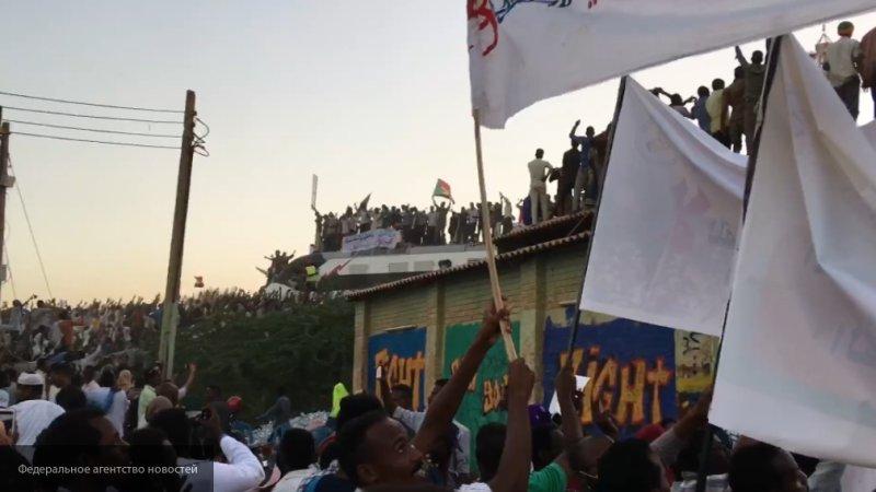 Журналисты ФАН в Судане рассказали, что происходит в стране