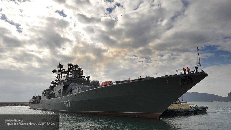 """Эксперты оценили """"американский маневр"""" в Южно-Китайском море"""