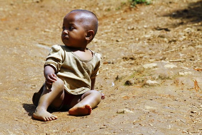 Голодавших детей спасут бактерии