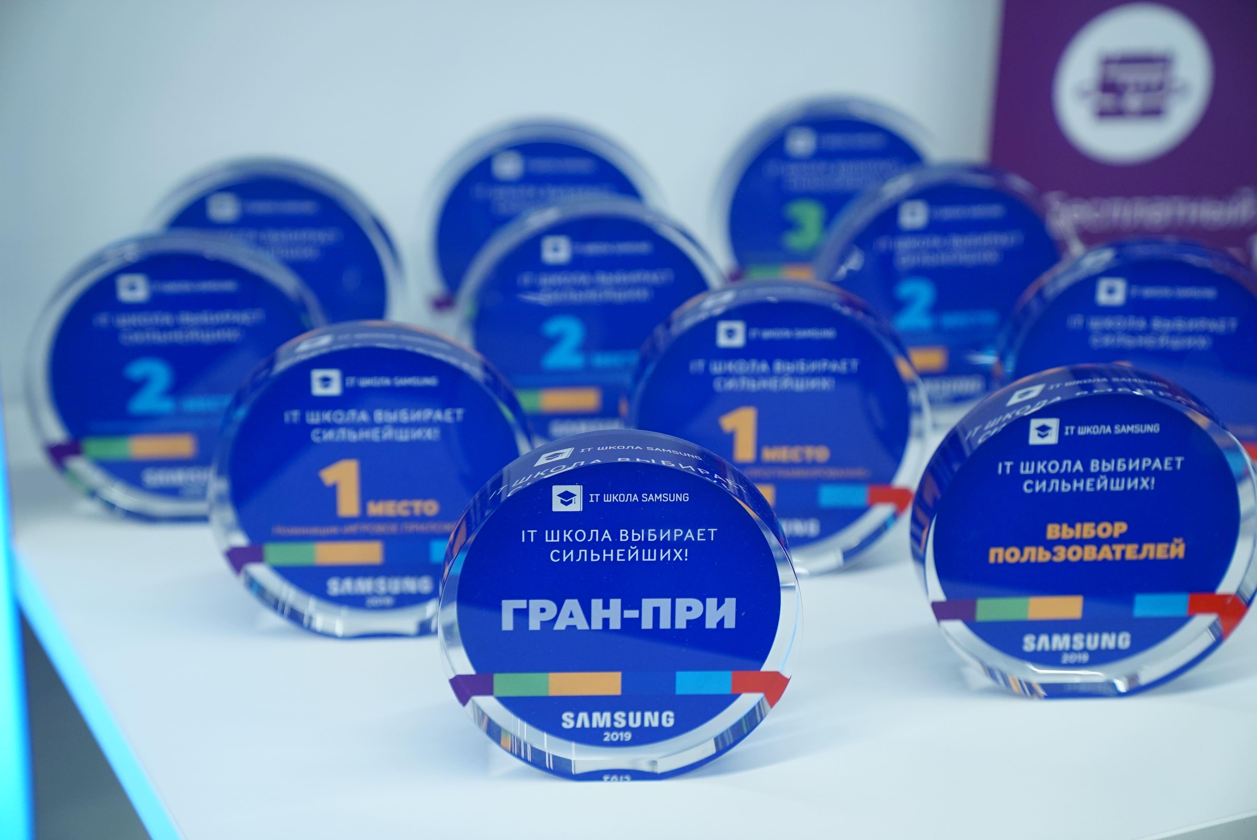 Объявлены победители V Всероссийского конкурса «IT ШКОЛА выбирает сильнейших!»