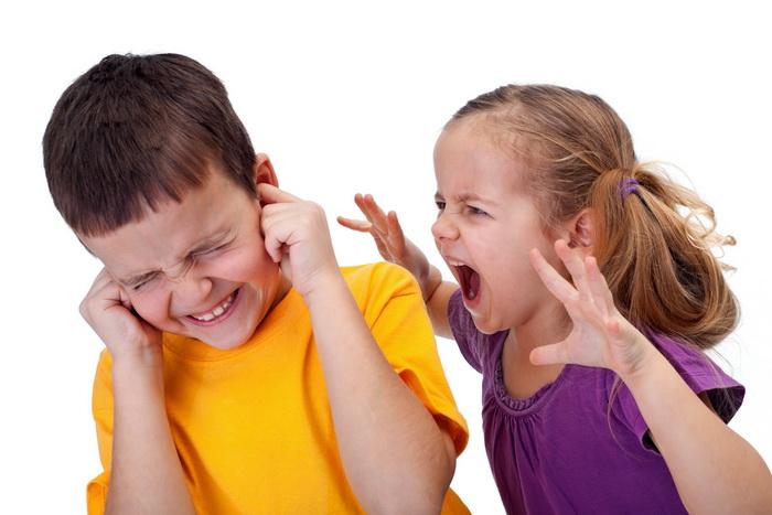Дети любят мстить