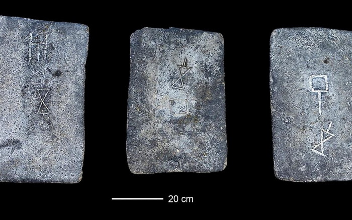 Европейское олово для древнего Леванта