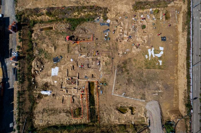 В Нарбонне нашли крупный римский некрополь