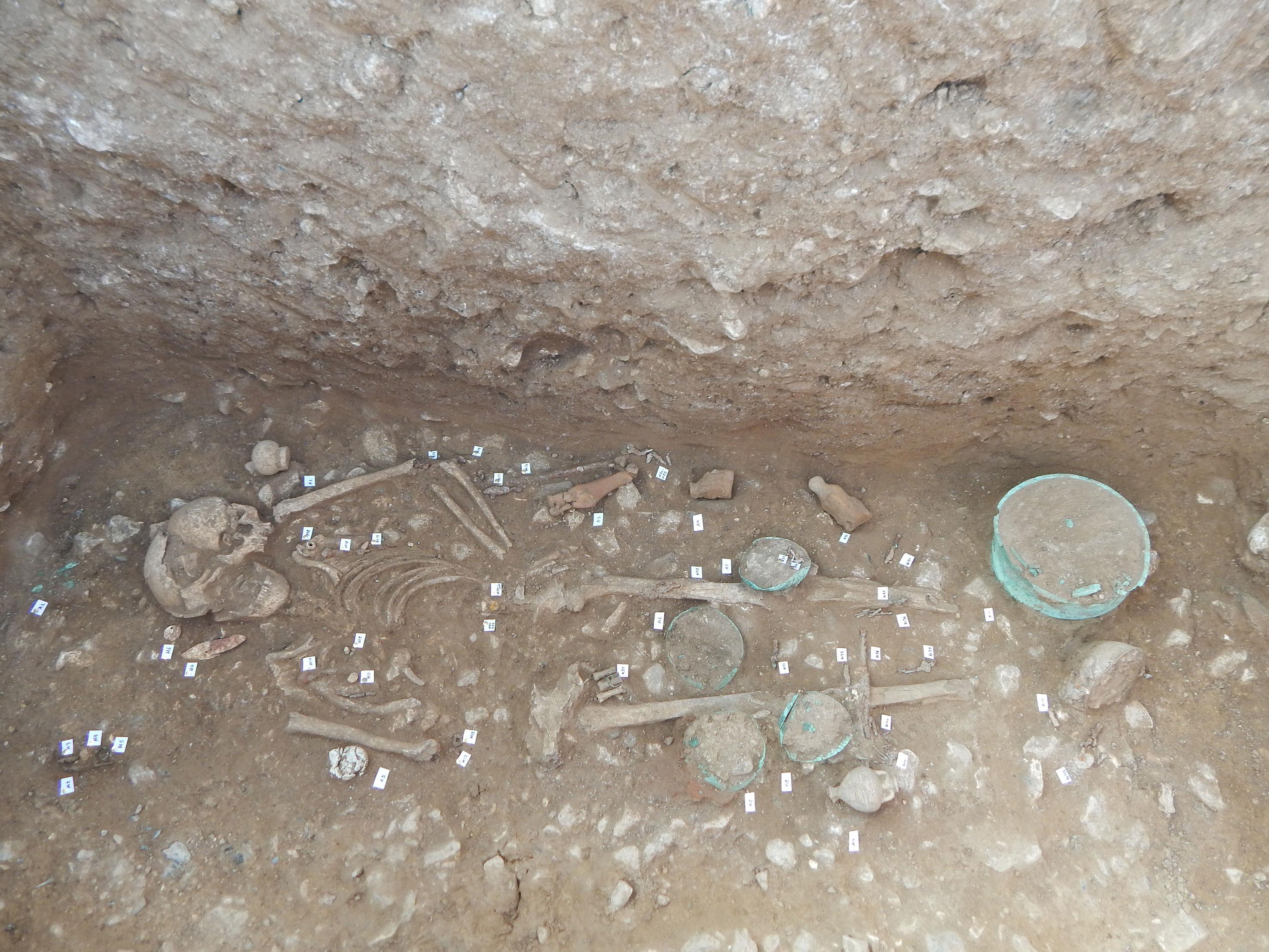 На севере Греции нашли могилы македонских «аристократов»