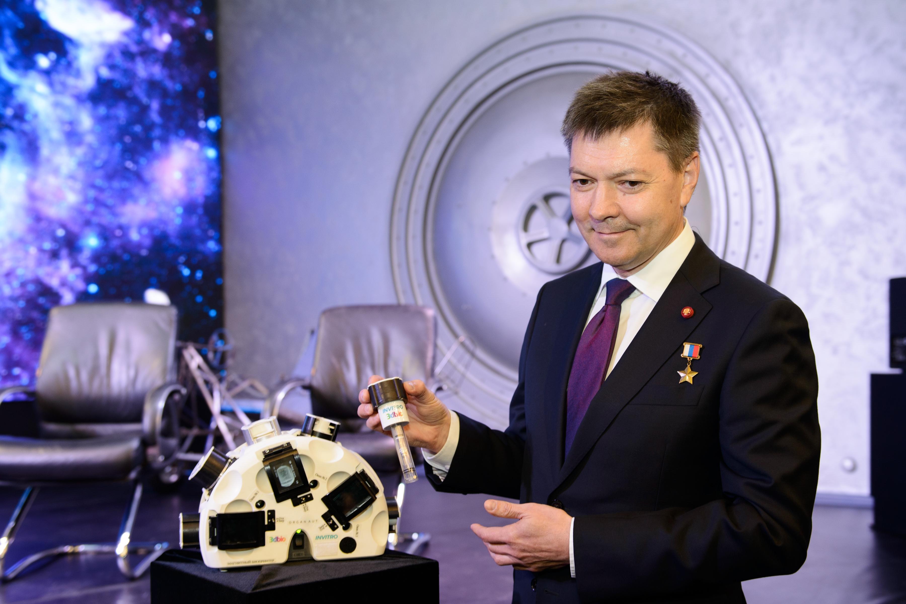 3D-биопечать в космосе: выращено искусственное мясо