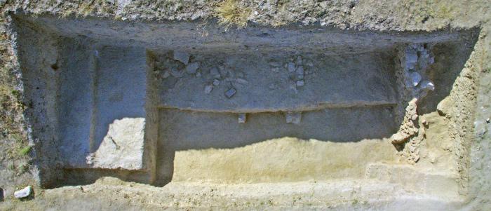 В Ольвии открыли ров и вал V века до нашей эры