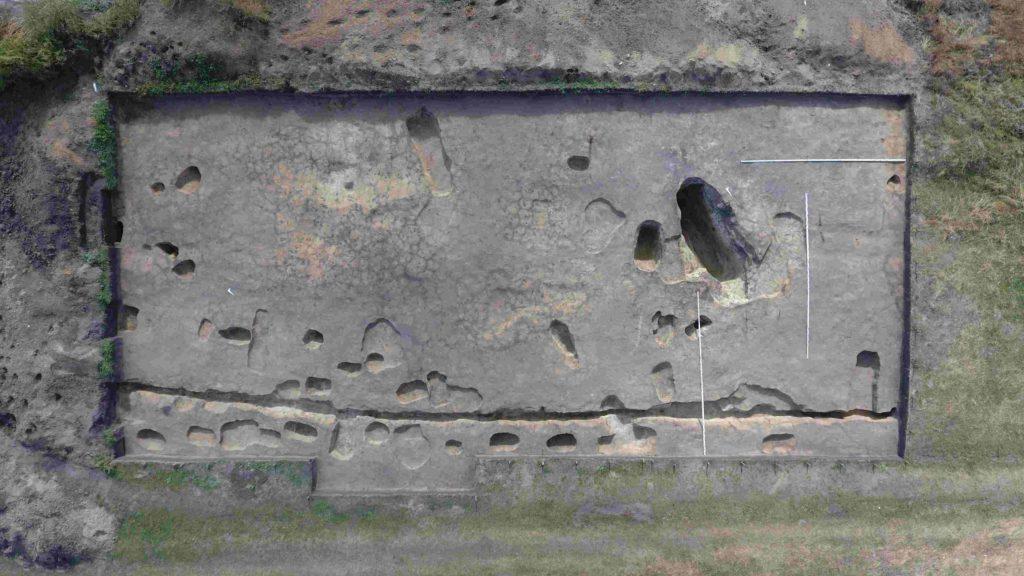 В Новосибирской области открыли культовую постройку эпохи неолита