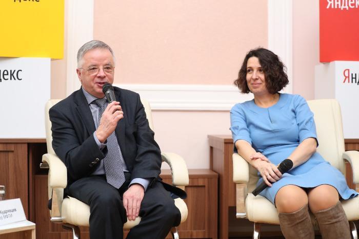 Яндекс и МФТИ открывают совместную лабораторию